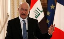Tổng thống Iraq lên án hành động đáp trả Mỹ của Iran