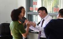 Bị cáo Trần Vũ Hải không vào phòng xử án, tòa hoãn phiên phúc thẩm