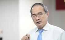 Bí thư Nguyễn Thiện Nhân: 'Sắp tới Thành ủy họp kiểm điểm các nguyên lãnh đạo'