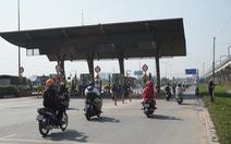 TP.HCM yêu cầu rà soát hợp đồng, khảo sát lưu lượng xe ở BOT Xa lộ Hà Nội