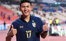 'Sao' trẻ Thái Lan Suphanat: 'U23 Thái Lan giờ tốt hơn nhiều so với SEA Games 30'