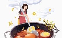 Căn bếp Thạch Sanh của mẹ