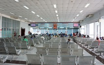 Ga Sài Gòn: Hàng chục ngàn vé tàu tết đã được bán qua mạng