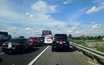 Đẩy nhanh sửa chữa cao tốc TP.HCM - Trung Lương để giảm kẹt xe