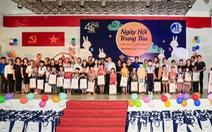 Saigontourist Group mang tết Trung thu đến học sinh nghèo ngoại thành