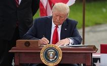 Ông Trump ký sắc lệnh nhằm kết thúc sự thống trị của Trung Quốc về đất hiếm
