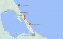 Phát hiện tàu lạ trôi ven bờ biển Lăng Cô, gọi cả buổi không ai trả lời
