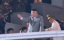 Triều Tiên tổ chức duyệt binh rầm rộ nhân 75 năm thành lập Đảng Lao động