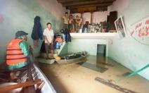 2.500 ngôi nhà ở rốn lũ Đại Lộc ngập lụt, di dời hơn 500 người