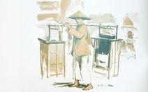 Ngắm hàng rong và nghe tiếng rao hàng trên phố Hà Nội xưa