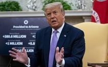 Gần 50.000 phiếu bầu bị lỗi đã gửi qua thư, ông Trump lại nói 'gian lận'