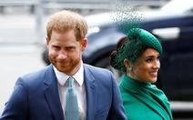 Vợ chồng hoàng tử Harry 'can thiệp bất hợp pháp chuyện nội bộ nước Mỹ'?