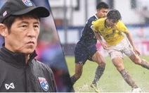 HLV Nishino 'hài lòng' dù đội tuyển Thái Lan thua đội hạng hai