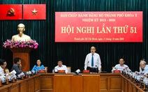Thành ủy TP.HCM thông qua nghị quyết đầu tư xây dựng Thủ Thiêm
