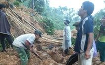 Bão suy yếu thành áp thấp, lũ cuốn trôi cầu, sạt lở khắp miền núi Quảng Ngãi