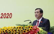 Ông Phan Việt Cường tái đắc cử chức bí thư Tỉnh ủy Quảng Nam