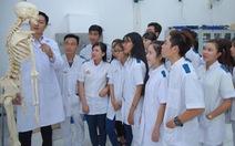 Tuyển sinh ngành sức khỏe bậc cao đẳng: dự kiến điểm sàn 16,5-18