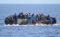 11 người châu Phi đắm thuyền chết trên đường đến 'đất hứa' châu Âu
