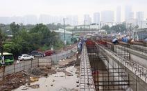 Hợp long cầu Phước Lộc sau 8 năm vướng mặt bằng