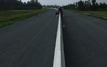 Ngày 15-10, thông xe kỹ thuật tuyến Lộ Tẻ - Rạch Sỏi dài 51km