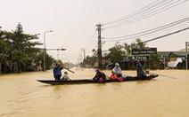 Ngập lụt kéo dài sẽ rất căng thẳng