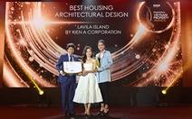 KIẾN Á được vinh danh tại Vietnam Property Awards 2020