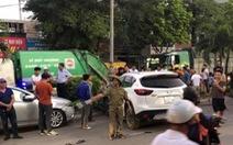 Tạm giữ tài xế say rượu gây tai nạn liên hoàn làm 1 người chết, 7 người bị thương