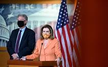 Hạ nghị sĩ Đảng Cộng hòa trình nghị quyết bãi nhiệm bà Pelosi