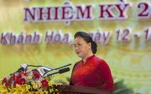 Khánh Hòa phải giữ vai trò động lực phát triển của vùng Nam Trung bộ - Tây Nguyên