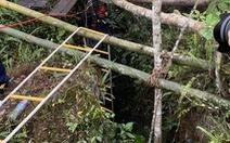 Đi tìm vàng, một người mất tích khi rơi xuống hang sâu hơn 150m