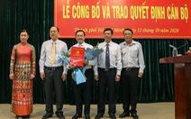 Giới thiệu ông Đinh Khắc Huy bầu làm chủ tịch UBND quận Bình Thạnh