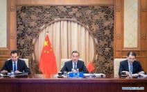 Ông Vương Nghị kêu gọi ASEAN hợp tác chống can thiệp từ bên ngoài ở Biển Đông