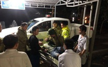 Đưa 5 người bị thương ở Rào Trăng 4 đi bệnh viện, tiếp tục tìm kiếm 13 người mất tích