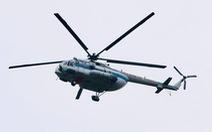 Cân nhắc sử dụng trực thăng tìm kiếm cứu nạn vì tầm nhìn hạn chế