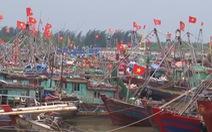 Thái Bình cấm tàu thuyền ra khơi để phòng chống bão số 7