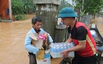 Giáo hội Phật giáo Việt Nam vận động cứu trợ đồng bào lũ lụt các tỉnh miền Trung