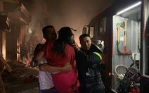 Cấm rồi vẫn lén bán, cháy cửa hàng gas làm 5 người mắc kẹt