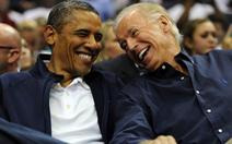 Ông Obama thân chinh vận động phiếu bầu, tiếp sức ông Biden chặng cuối