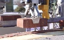 Ngôi nhà đầu tiên trên thế giới do robot xây dựng hoàn toàn