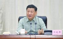 Ông Tập Cận Bình lệnh chuẩn bị chiến tranh giữa căng thẳng với Đài Loan
