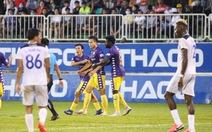 HAGL thảm bại trận thứ 2 liên tiếp ở V-League