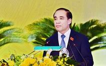 Ông Chẩu Văn Lâm tái đắc cử bí thư Tỉnh ủy Tuyên Quang