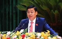 Tiến sĩ kinh tế làm bí thư Tỉnh ủy Bắc Giang