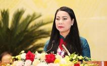 Bà Hoàng Thị Thúy Lan tái đắc cử bí thư Tỉnh ủy Vĩnh Phúc với số phiếu tuyệt đối