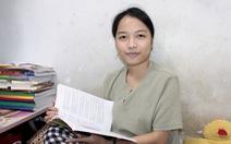 Cô gái một mình trong rừng Nghệ An đã học đại học ở TP.HCM như thế nào?