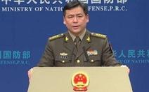 Trung Quốc lên tiếng vụ tàu khu trục Mỹ qua eo biển Đài Loan