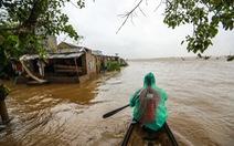 Hà Tĩnh, Quảng Bình, Quảng Trị có thể có mưa đặc biệt to