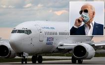 Ông Biden bay cùng người dương tính COVID-19 nhưng không tự cách ly
