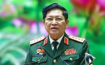 Đại tướng Ngô Xuân Lịch gửi thư chia buồn với gia đình 13 người hi sinh ở trạm 67