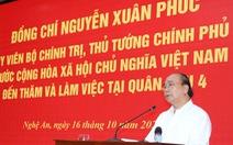 Thủ tướng: 'Đoàn cứu nạn Rào Trăng 3 hi sinh là mất mát to lớn'